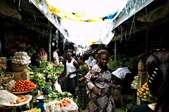 Project Nigeria : Day 3 : Lekki Market.